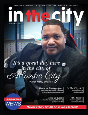 In The City Magazine V13