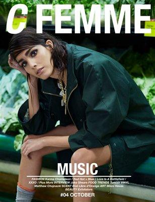 C FEMME #04 (COVER 5)