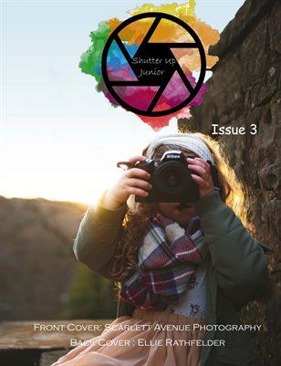 Shutter Up Junior Magazine, Issue 3