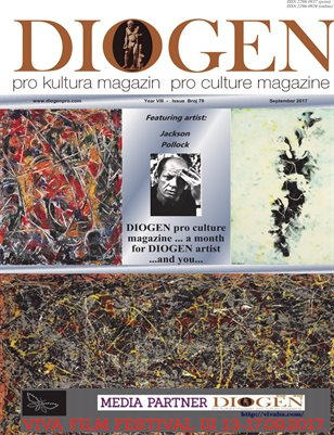 DIOGEN pro culture magazie No 79 September 2017