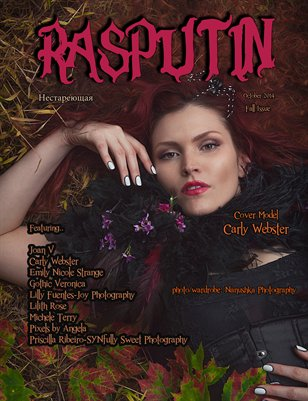 Rasputin Magazine Fall Issue October 2014
