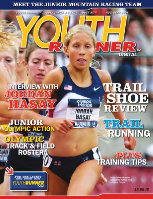 Youth Runner-Aug/Sept