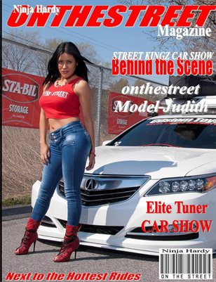 streetkings car show by elite import / model judith