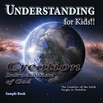 Understanding For Kids!!  Sample Book