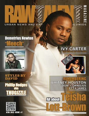 Raw Talent Magazine Issue #7