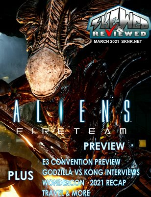 Skewed and Reviewed The Magazine: March 2021