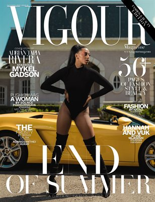Fashion & Beauty | October Issue 20