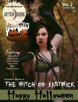 TDM:Afterdark : Scarlett Marie Halloween 2020 Vol.2 Cover 2