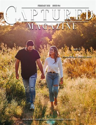 Captured Magazine - Issue 14