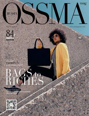 OSSMA Magazine RUSSIA ISSUE19, cover 2
