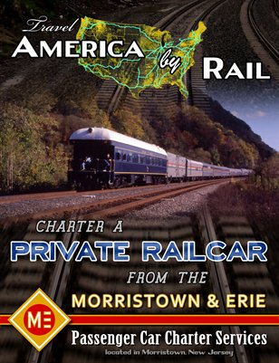 Morristown & Erie Charter Services