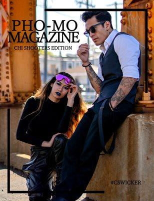 Pho-Mo Magazine X Chi Shooters
