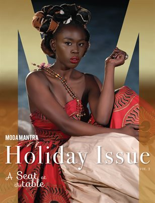 MODA MANTRA Holiday Issue vol. 2