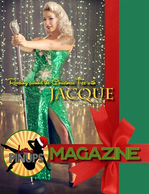 December's Latina Pinups Magazine