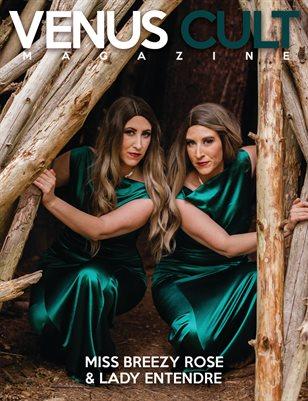 Venus Cult No. 41 – Miss Breezy Rose & Lady Entendre Cover