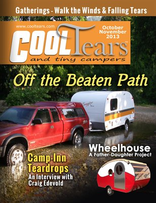 Cool Tears and Tiny Campers Magazine - Oct / Nov 2013