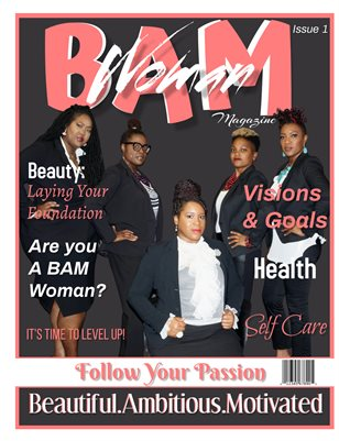 BAM Woman Magazine Issue 1