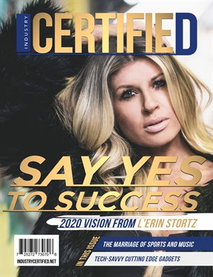 Industry Certified - Volume 2 - Issue 1
