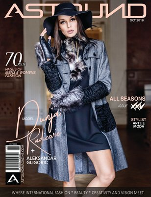 "OCTOBER 2016 ""ALL SEASONS"" ISSUE XXV"