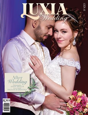Luxia Wedding, Issue #1