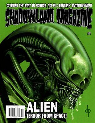 Shadowland Magazine #8