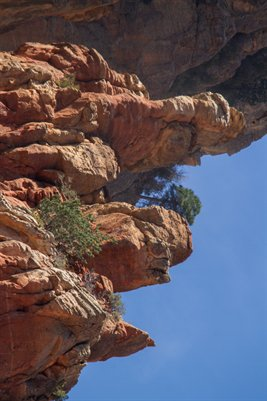 Red rocks and Sky 6