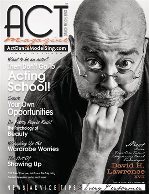 ACT Like A Pro Magazine Issue 28