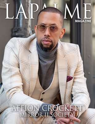 LAPALME FALL 2020 - Affion Crockett