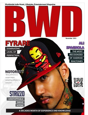 BWD Magazine - November 2013