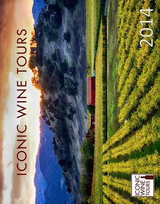 2014 ICONIC WINE TOURS CALENDAR