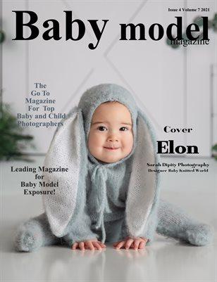 Baby Model Magazine Issue 4 Volume 7 2021