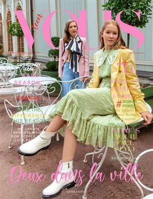 VOUS Magazine | The September Teen Edition | Vol.2 | 2021