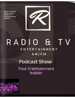 Radio & TV Entertainment Am/Fm Podcast (Magazine)