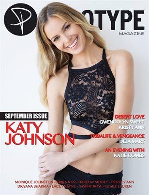 Prototype Magazine September 2017 Issue Volume I