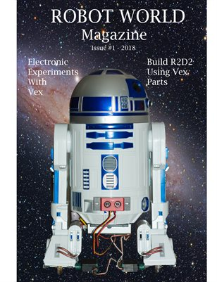 ROBOT WORLD MAGAZINE