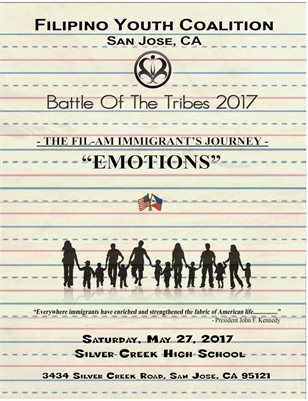 2017 FYC Battle Of The Tribes - Emotions