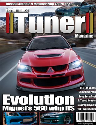 Performance Tuner Magazine Volume 8 Spring 2014