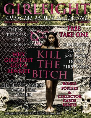 GIRLFIGHT: Official Movie Magazine, #2
