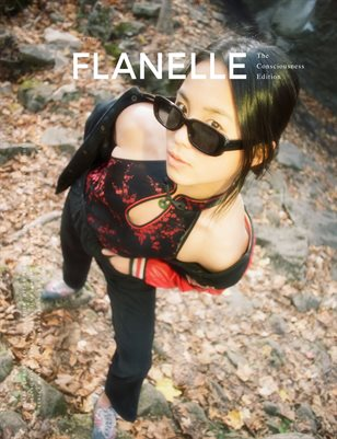 Flanelle Magazine Issue #27 - The Consciousness Edition V3