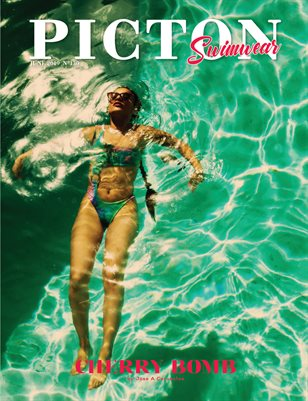 Picton Magazine June 2019 Swimwear N130 Cover 2
