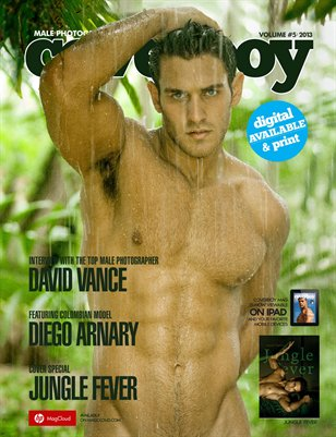 COVERBOY MAGAZINE ISSUE 5