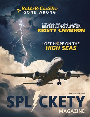 Splickety Magazine - September 2016
