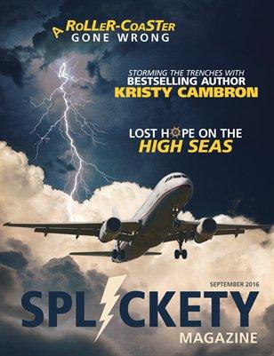 Splickety Magazine - September 2016