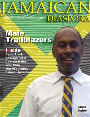 Jamaican Diaspora: Male Trailblazers
