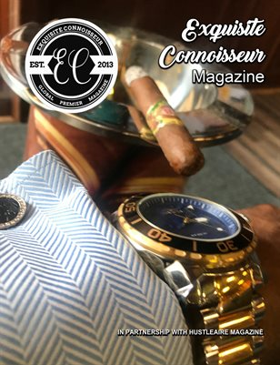 Exquisite Connoisseur Magazine April 2020