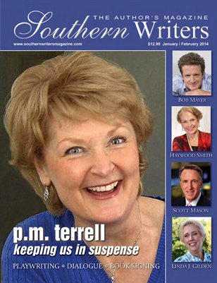 Southern Writers Magazine  January / February 2014