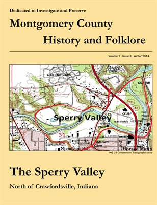 Montgomery County History and Folklore, Vol 1, Issue 3