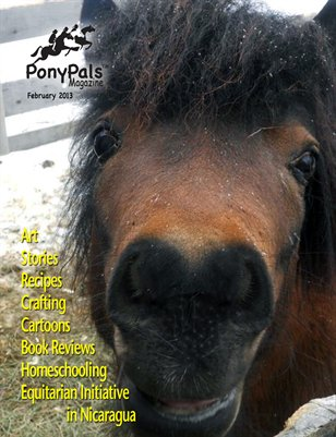 Pony Pals Magazine -- February 2013 -- Vol.2 #9
