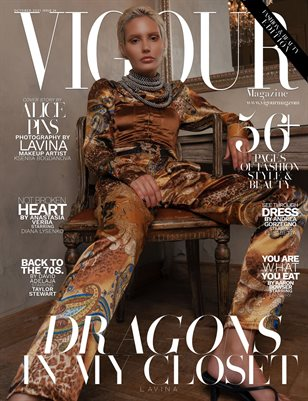Fashion & Beauty | October Issue 24