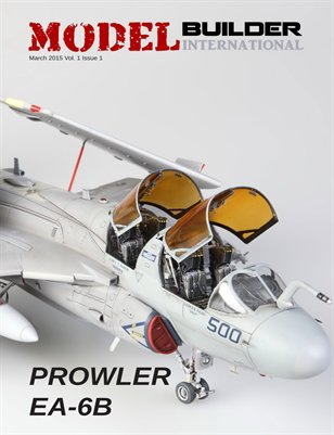 Model Builder International March 2015 Vol.1 Issue 1